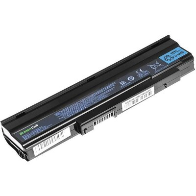 Батерия  за лаптоп Acer Acer Extensa 5235 5635 5635Z 5635G 5635ZG eMachines E528 E728 11.1V 4400mAh GREEN CELL - AC12