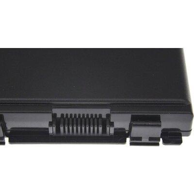 Батерия  за лаптоп Asus K40 K50 K50AB K50C K51 K51AC K60 K70 X70 X5DC 10.8V 4400mAh GREEN CELL - AS01