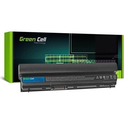 Батерия  за лаптоп  Dell Latitude E6400 E6500 11.1V 4400mAh GREEN CELL - DE09