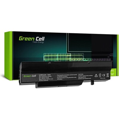 Батерия за лаптоп  Fujitsu AMILO V3405/3525/8210/Li1718 10.8V 4400mAh GREEN CELL