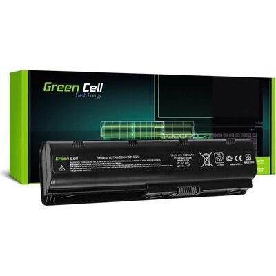 Батерия  за лаптоп HP G32/G42/G62/G72 Presario CQ31/CQ42 CB0W / DB0W 10.8V, 4400mAh, Черен, GREEN CELL - HP03