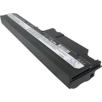 Батерия  за лаптоп IBM T40/R50/R51/T43, 11.1V, 5200mAh, Черен, Cameron sino - NB-IBM-T40/R50