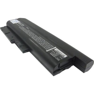 Батерия  за лаптоп IBM T60/ R60/ R61, 11.1V, 7800mAh, Черен, Cameron sino - NB-IBM-T60-7800MA