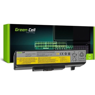 Батерия  за лаптоп LENOVO  L11S6Y01 V580 ThinkPad Edge E430 E440 E530  11.1V 4400mAh GREENCELL - LE84