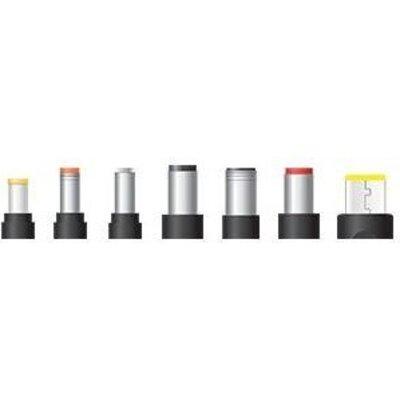 Универсално захранване(зарядно) за лаптоп FSP NB90, 90W, 18-20V, 4.74A, Черен