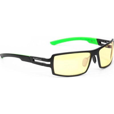 Геймърски очила GUNNAR Razer RPG, Amber, Зелен
