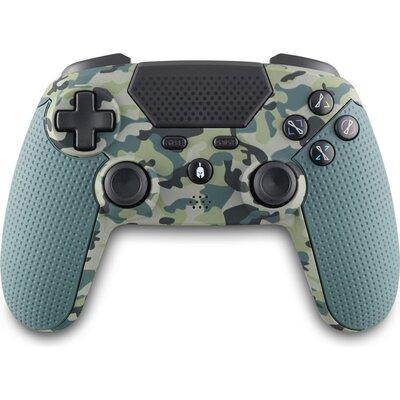 Геймърски контролер Spartan Gear Aspis 3, Камуфлажно зелено