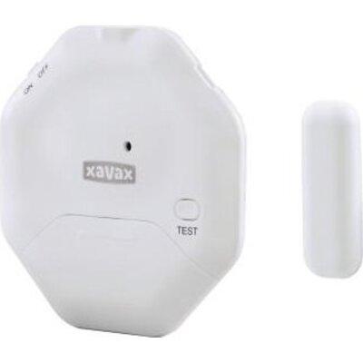 Плосък детектор за врата и прозорец с аларма Xavax 111985 -