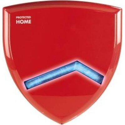 """Xavax Външна сирена за Безжична алармена система """"FeelSafe"""" -"""