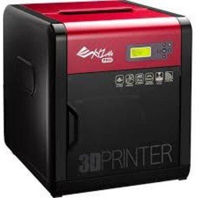 3D Принтер Da Vinci F1.0 Professional MR USB/ WiFi, опция за лазерно гравиране
