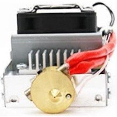Резервна част екструдер за 3D принтер daVinci 1.0, 1.0A*, 1.0 AiO* и 1.1 Plus