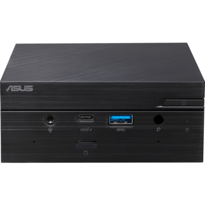 Настолен компютър ASUS Mini PC PN41-BC032ZV, Intel Celeron N4500, 4GB DDR4, 128G SSD