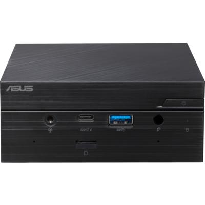 """Настолен компютър ASUS Mini PC PN62S-BB3040MD, 24/7 Reliability, Intel Core i3-10110U, 2 x SO-DIMM, M.2 NVMe + 1* 2.5"""" Slot"""