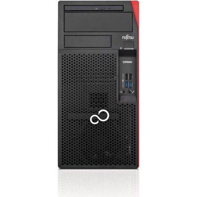 Настолен компютър Fujitsu P558/E85+, Intel® Core i3-9100, 3.6Ghz, 4GB, 256Gb SSD, Мишка + Клавиатура