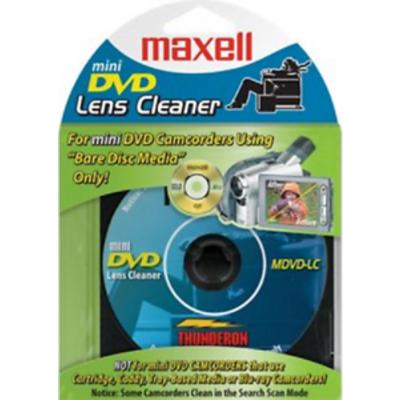 DVD-R Camcorder mini 8 см/ почистващ диск MAXELL /за камери/ blister 1 бр. в PVC case -