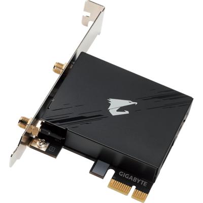 Безжична карта GIGABYTE AORUS X210 Intel® WIFI 6Е 2x2 802.11ax, Bluetooth 5.2