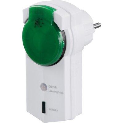 Дистанционно управляем контакт- за външна употреба HAMA 121954, 3500W -