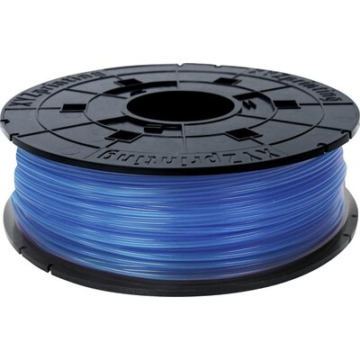 Консуматив за 3D принтер XYZprinting , PLA (NFC) Filament, 1.75 mm, 600, Clear BLUE