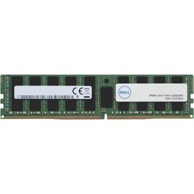 Dell 4 GB Certified Memory Module - 1RX8 DDR4 UDIMM 2400MHzCompatible with T13/T130/R230/R330/R330