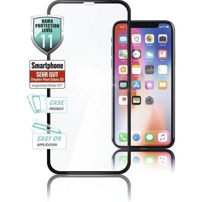 3D стъклен протектор HAMA за екран на Apple iPhone Xs Max