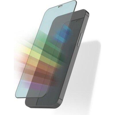 Стъклен 3D протектор HAMA Anti-Bluelight+Anti-bact, за iPhone 12/12 Pro