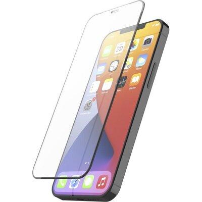 Стъклен 3D протектор HAMA Full Screen, за iPhone 12/12 Pro, Черен