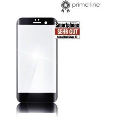 Стъклен протектор HAMA 3D Full, за Huawei Mate 10 lite, черен - 178962