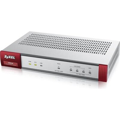 Firewall Zyxel ZyWALL USG 40, VPN