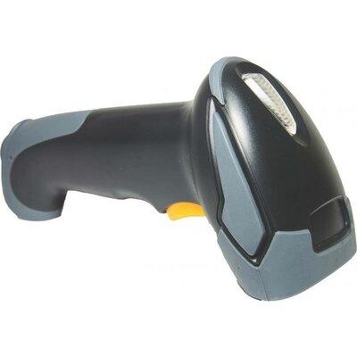 Баркод скенер BIRCH BS-115BU, Лазерен, USB, Черен - BS-115BU