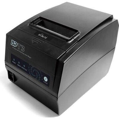 """Термален принтер BIRCH BP-T3HB  3"""" , USB + RS232 + LAN, Черен -"""