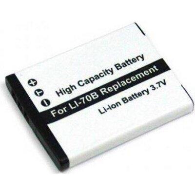 Батерия за апарат OLYMPUS LI70, Li-Ion, 3.7V, 600mAh, Cameron Sino -