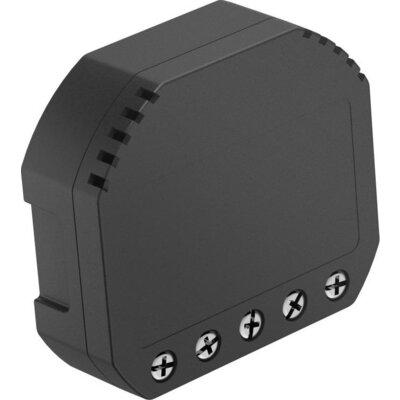 Wi-Fi превключвател HAMA 176556, за освтление и контакти, Alexa, Черен -