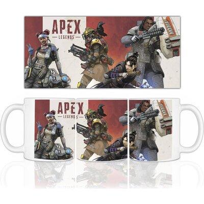 Apex Legends чаша с лого