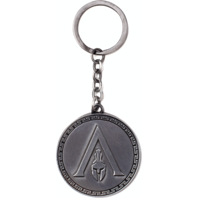 Ключодържател Assassin's Creed Odyssey - Odyssey Logo Metal Keychain