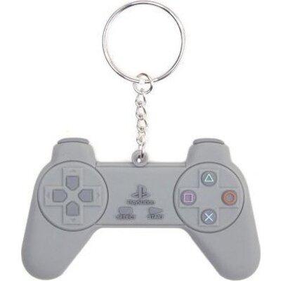 Ключодържател Playstation Controller гумен, Bioworld