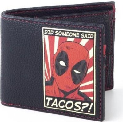 Портфейл Marvel - Deadpool Bifold Wallet