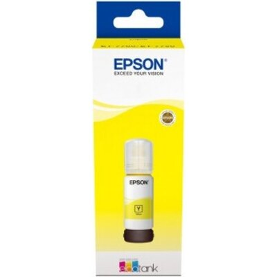 Консуматив Epson 103 EcoTank Yellow ink bottle