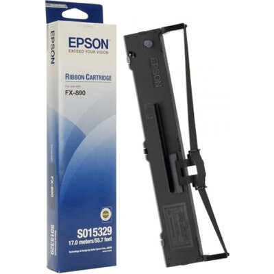 Консуматив Epson Black Fabric Ribbon FX-890