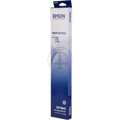 Консуматив Epson SIDM Black Ribbon Cartridge for LX-1350, LX-1170II, LX-1170