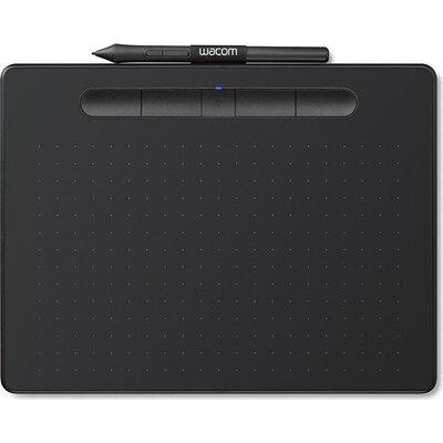 Графичен таблет Wacom Intuos М Bluetooth, черен