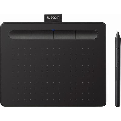 Графичен таблет Wacom Intuos S Bluetooth Black