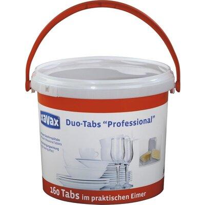 Почистващи таблетки XAVAX за съдомиялнa машинa, Без фосфати, 160 бр. -