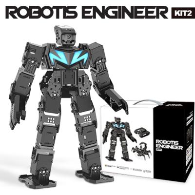 Комплект за роботика Robotis ENGINEER, Kit 2, 14г.