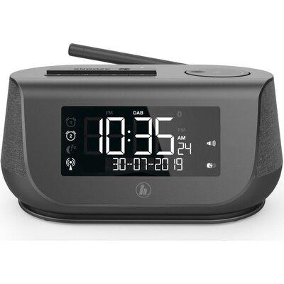 Цифрово радио Hama DR36SBT, FM/DAB/DAB+/Bluetooth, Черен