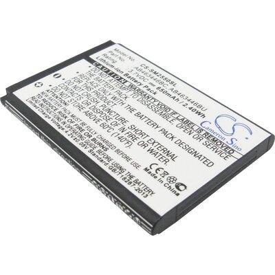 Батерия за телефон CAMERON SINO 3.7V 650mAh, за SAMSUNG GT-E2520, M2510, GT-E1150, GT-E1150C