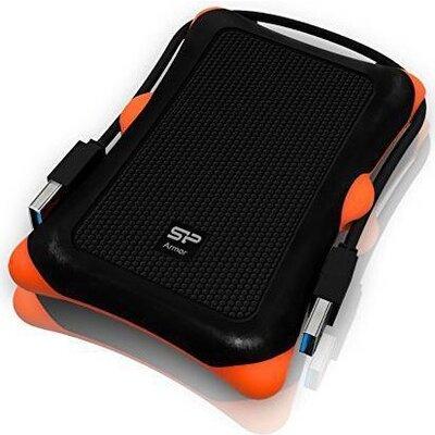 """Удароустойчиво чекмедже за 2.5"""" диск Silicon Power Armor A30 USB 3.1"""