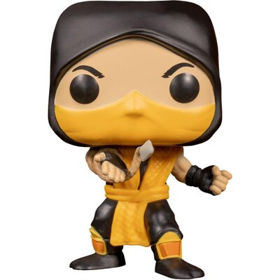Фигурка Funko POP! Games: Mortal Kombat - Scorpion #537