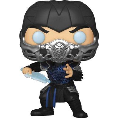 Фигурка Funko POP! Games: Mortal Kombat - Sub-Zero #1057