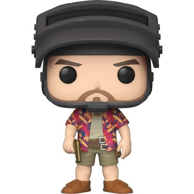 Фигурка Funko POP! Games: PUBG - Hawaiian Shirt Guy #557