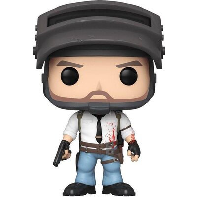 Фигурка Funko POP! Games: PUBG - The Lone Survivor #556